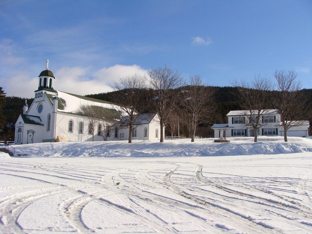 Holy Rosary Church  Town of Portugal Cove – St. Philips
